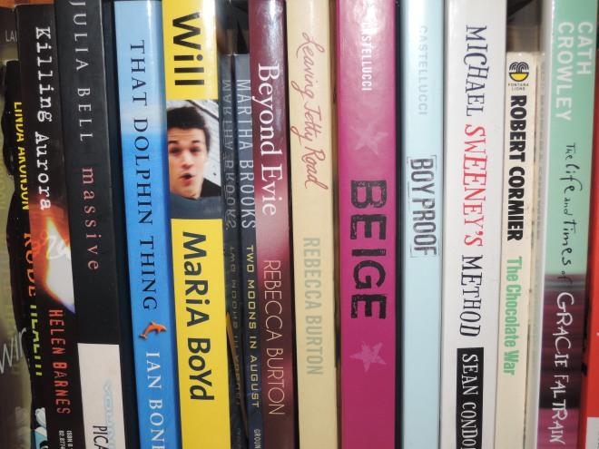 Of books and bookshelves