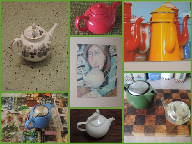 Can a person own too many teapots?