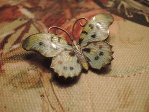 Butterfly brooch (1)