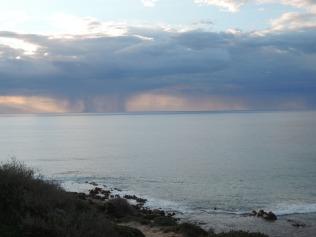 Storm approaching, Yorke Peninsula