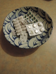 Too many pills?