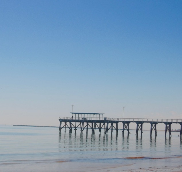Largs Bay Jetty