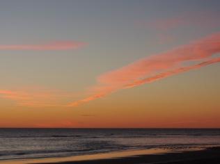 Winter solstice sunset (1)